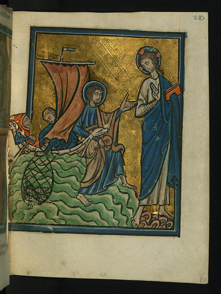 450px-william_de_brailes_-_christ_appears_at_lake_tiberias_28john_21_-1-929_-_walters_w10620r_-_full_page