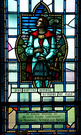royal_military_college_of_canada_memorial_window_to_ian_sutherland_brown_sir_lancelot_whole_armour_of_god