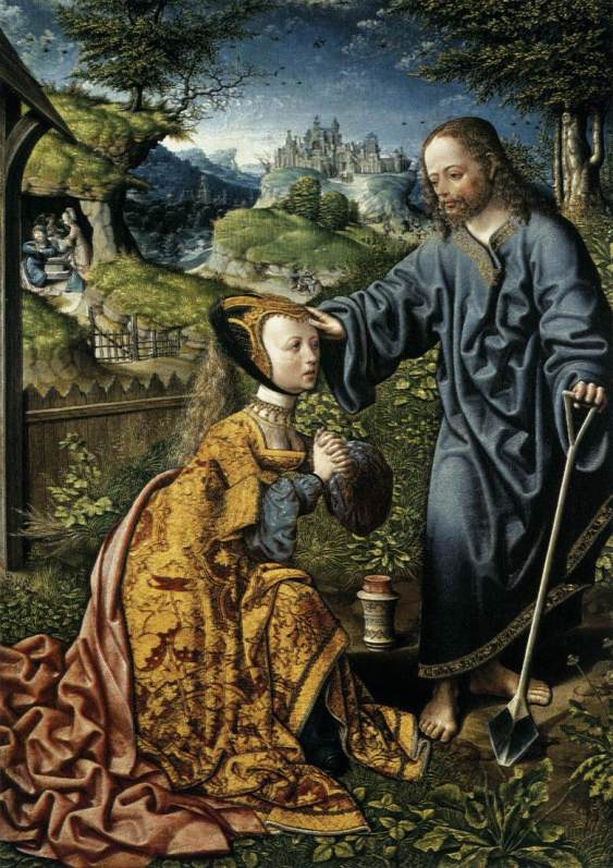 jacob_cornelisz-_van_oostsanen_-_christ_appearing_to_mary_magdalen_as_a_gardener_-_wga05260