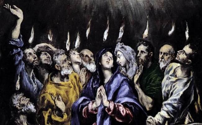 El_Greco_-_The_Pentecost_-_WGA10533 (1)