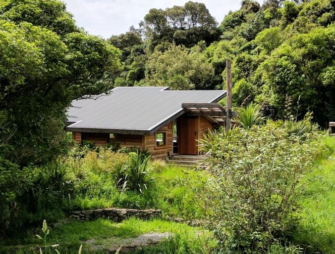 NZ Monastery