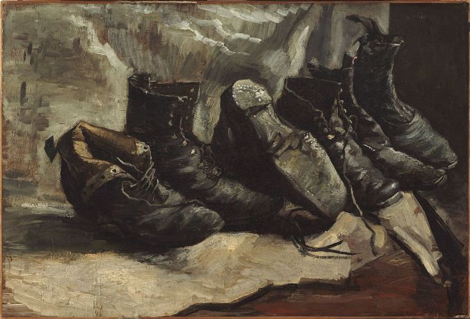 Vincent_van_Gogh_-_Three_pairs_of_shoes,_1886_(Fogg_Art_Museum)