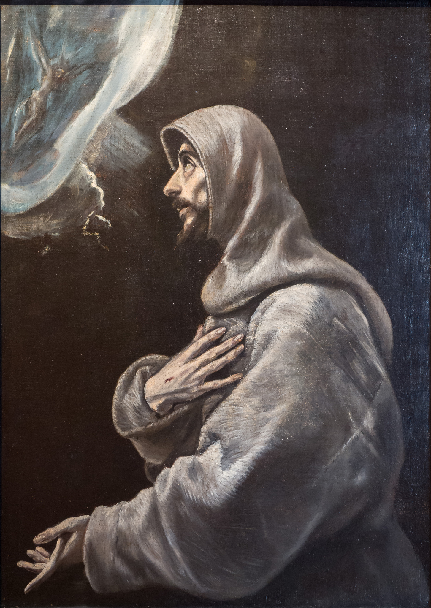 ecstacy of St Francis