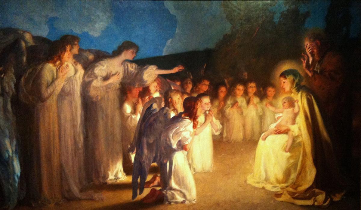 Carl_von_Marr_-_Adoration_of_the_Christ_Child