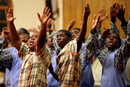 black-church-youth-distinguished-singers
