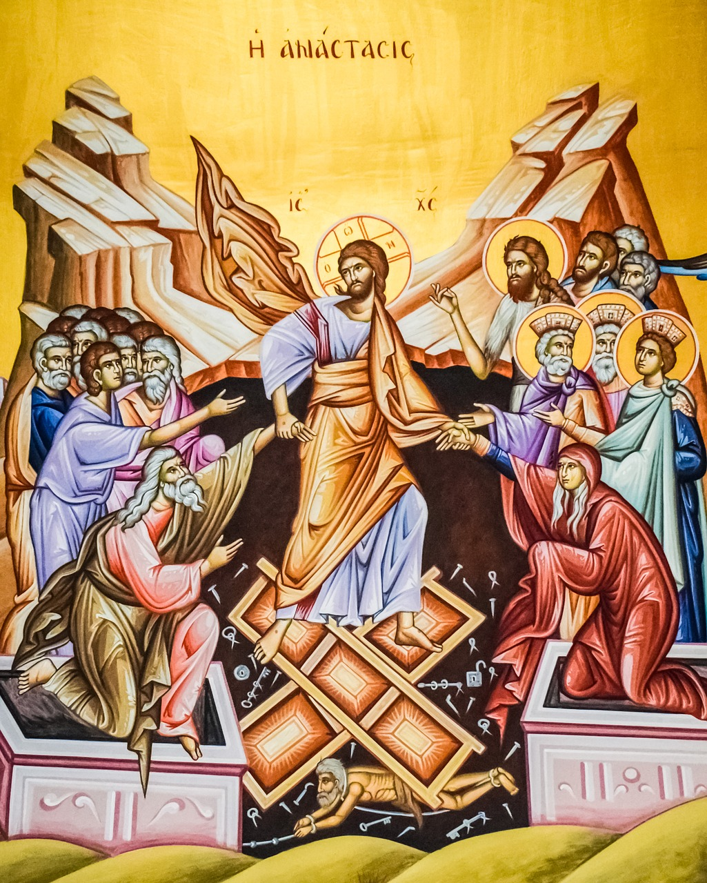 resurrection-of-christ-2358270_1280