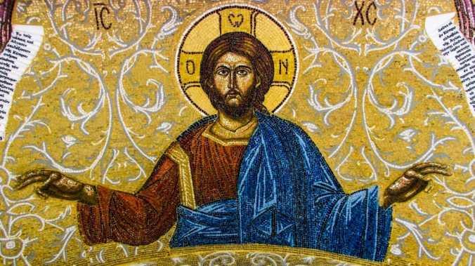 mosaic-jesus-christ-cyprus-ayia-napa-wallpaper-preview