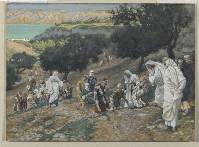 brooklyn_museum_-_jesus_heals_the_blind_and_lame_on_the_mountain_28sur_la_montagne_jc3a9sus_guc3a9rit_les_aveugles_et_les_boiteux29_-_james_tissot_-_overall