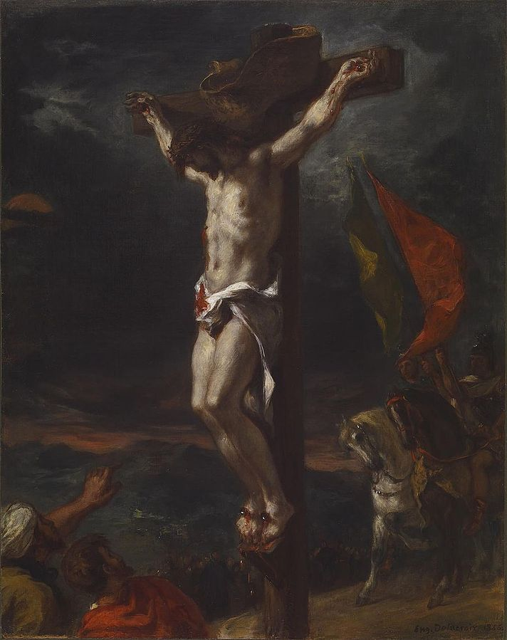 712px-eugc3a8ne_delacroix_-_christ_on_the_cross_-_walters_3762